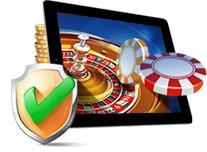 tablette roulette jetons sécurité jeu en ligne